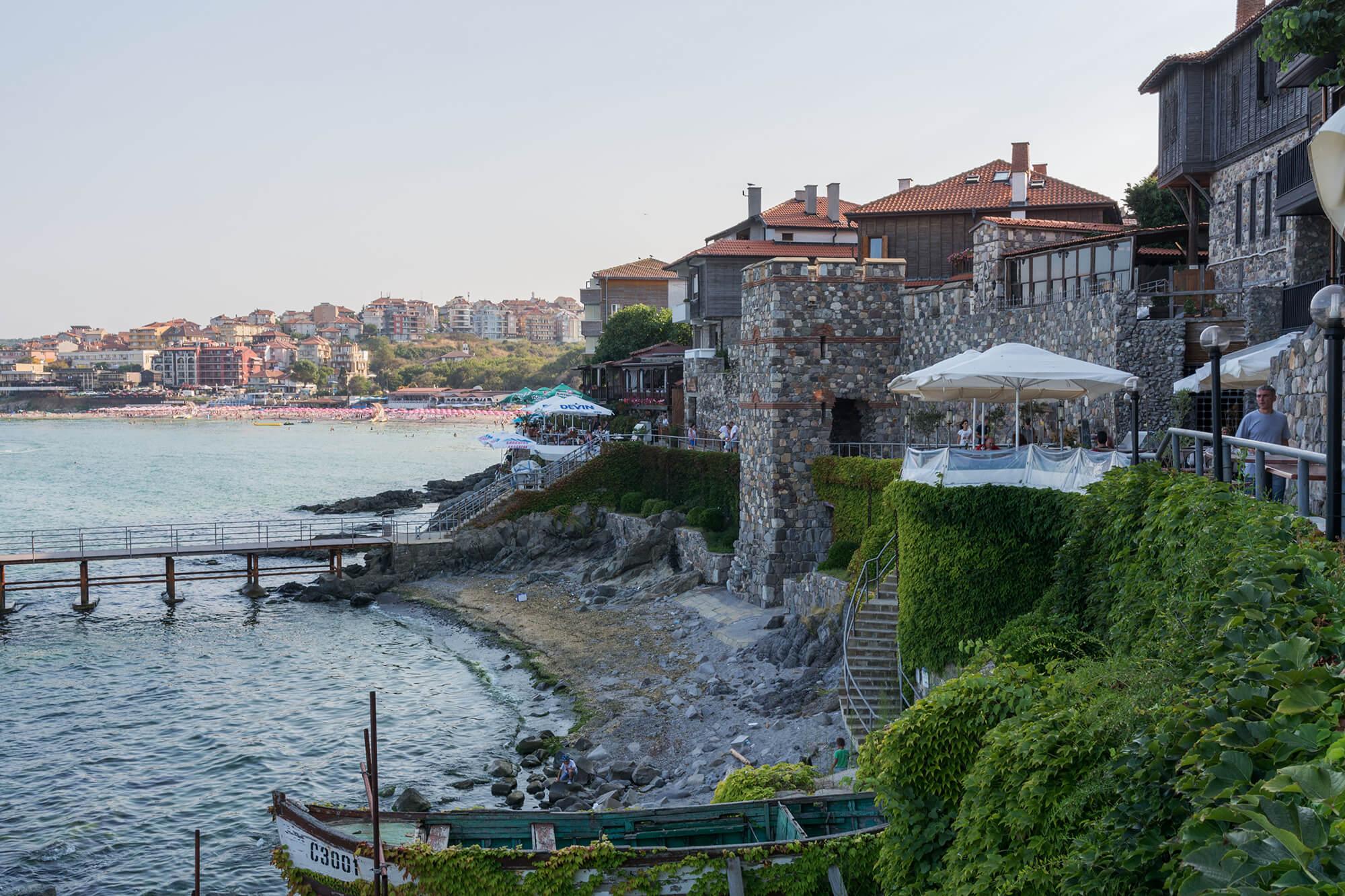 Где отдыхать на море в Болгарии