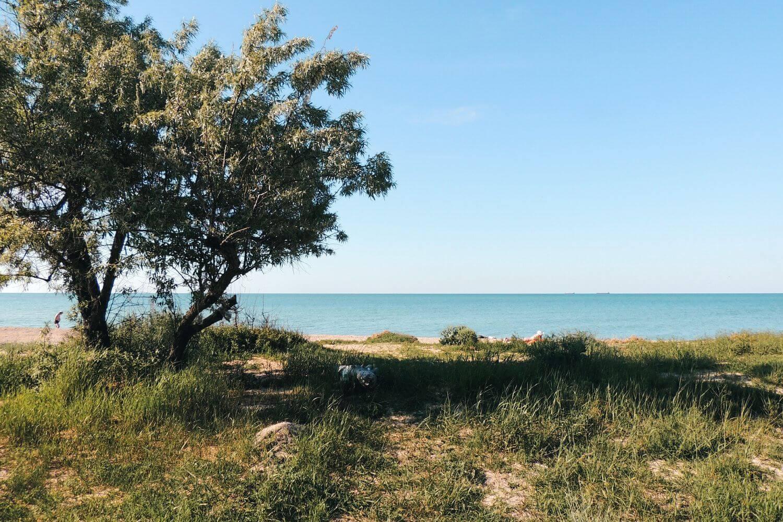 Отзывы об отдыхе с палатками на Азовском море