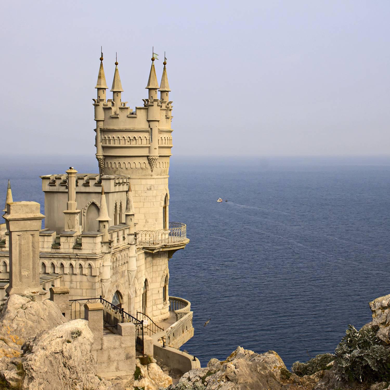 Крепости и дворцы Ялты