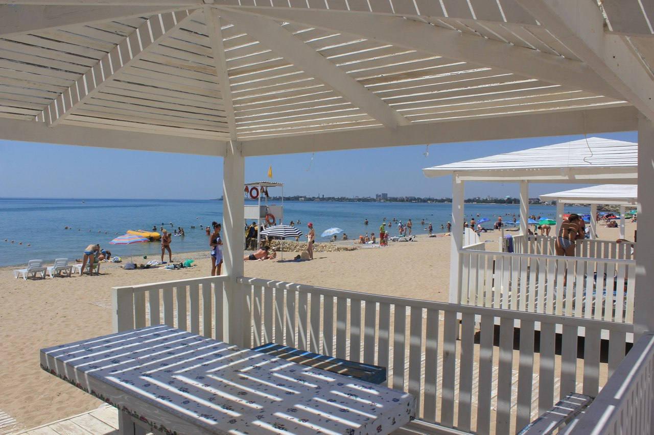 Лучшие чистые пляжи Крыма