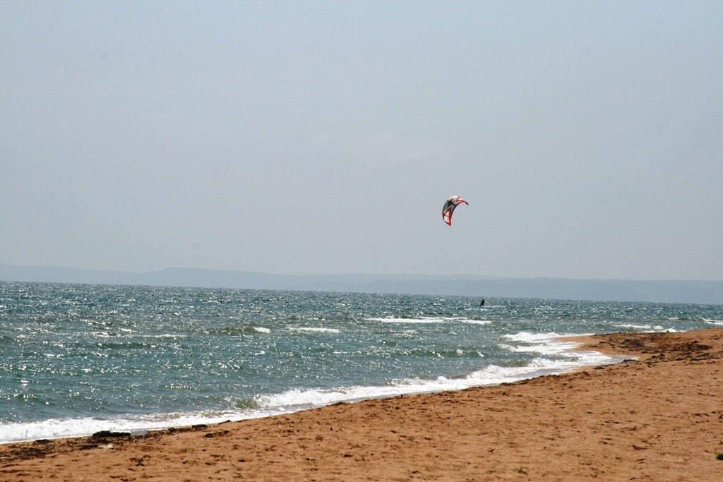 Где находятся песчаные пляжи в Крыму