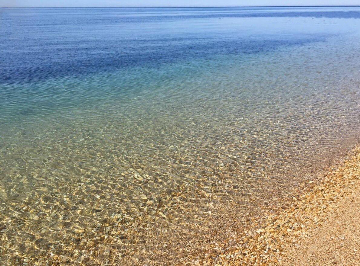 Чистые песчаные пляжи в Крыму