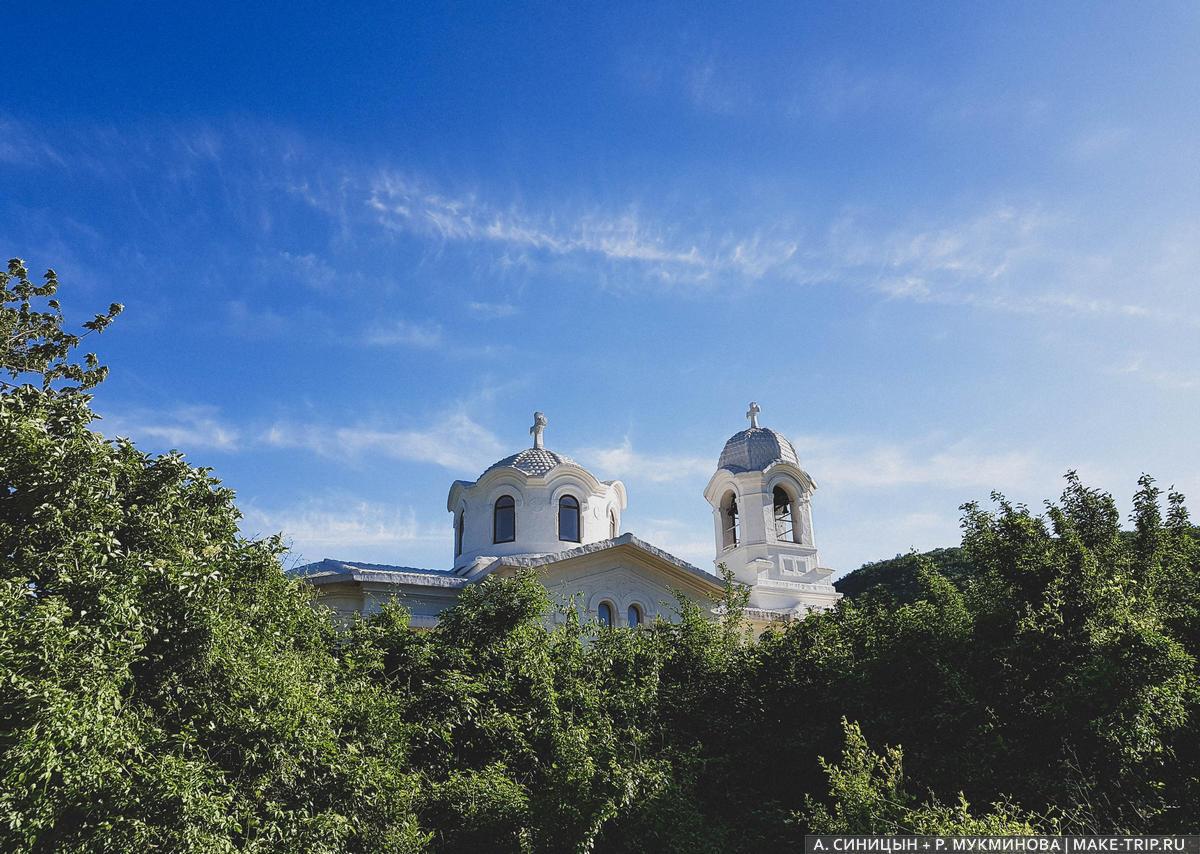 Храм в Лаки, Крым