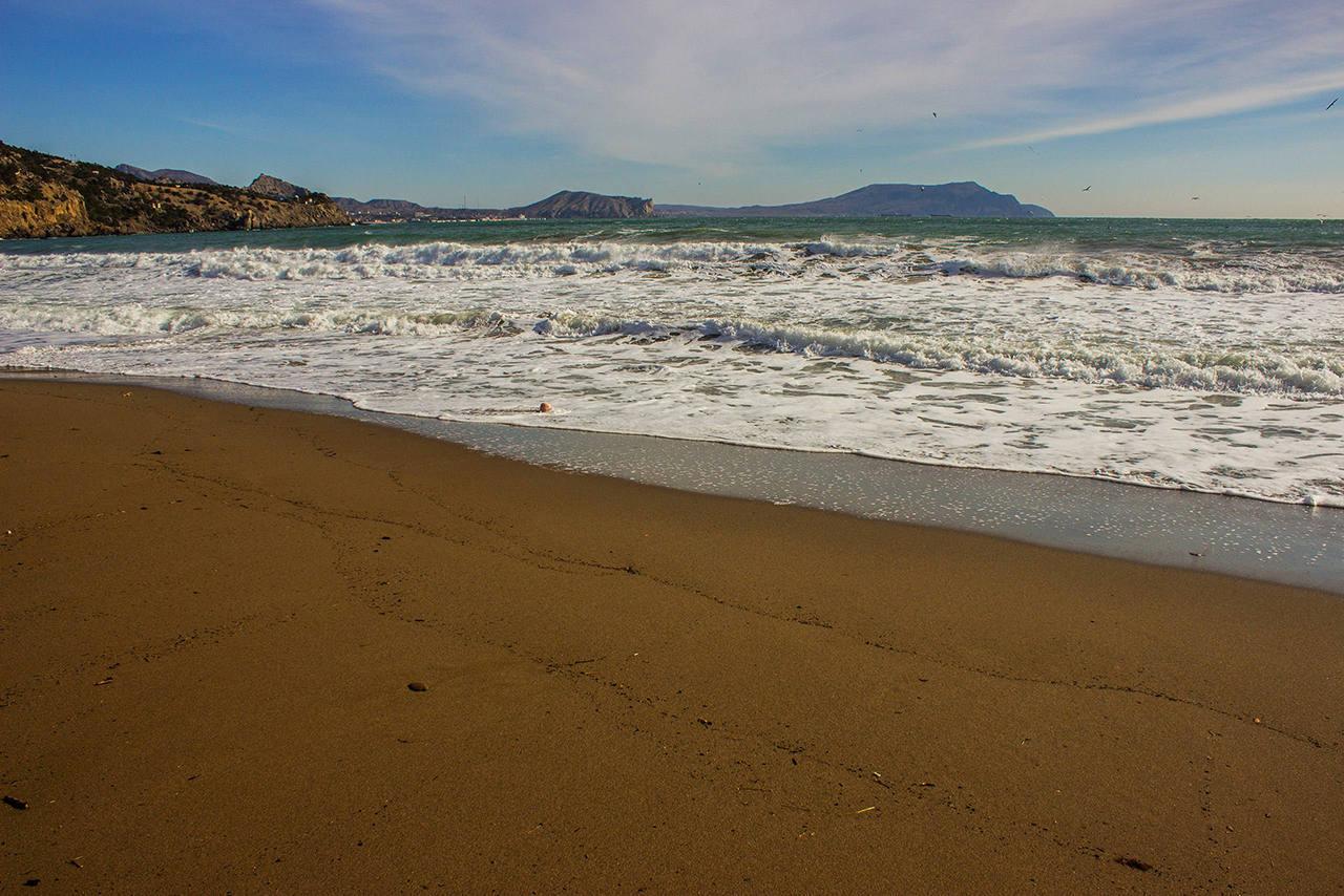 Где отдыхать в Крыму на песчаных пляжах