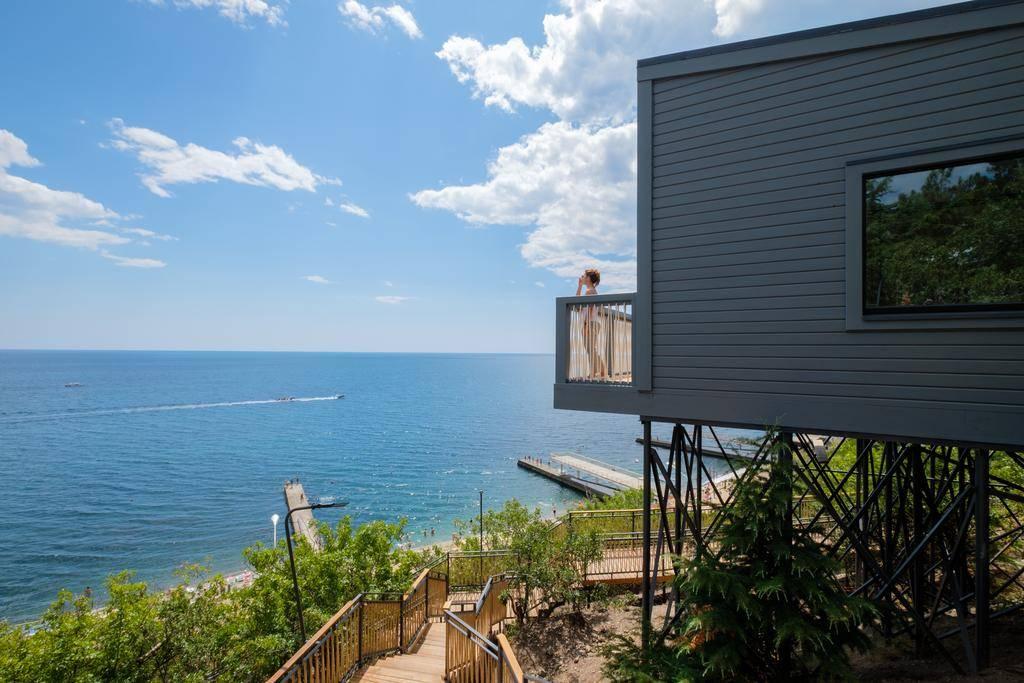 Недорогие гостиницы у моря в Крыму
