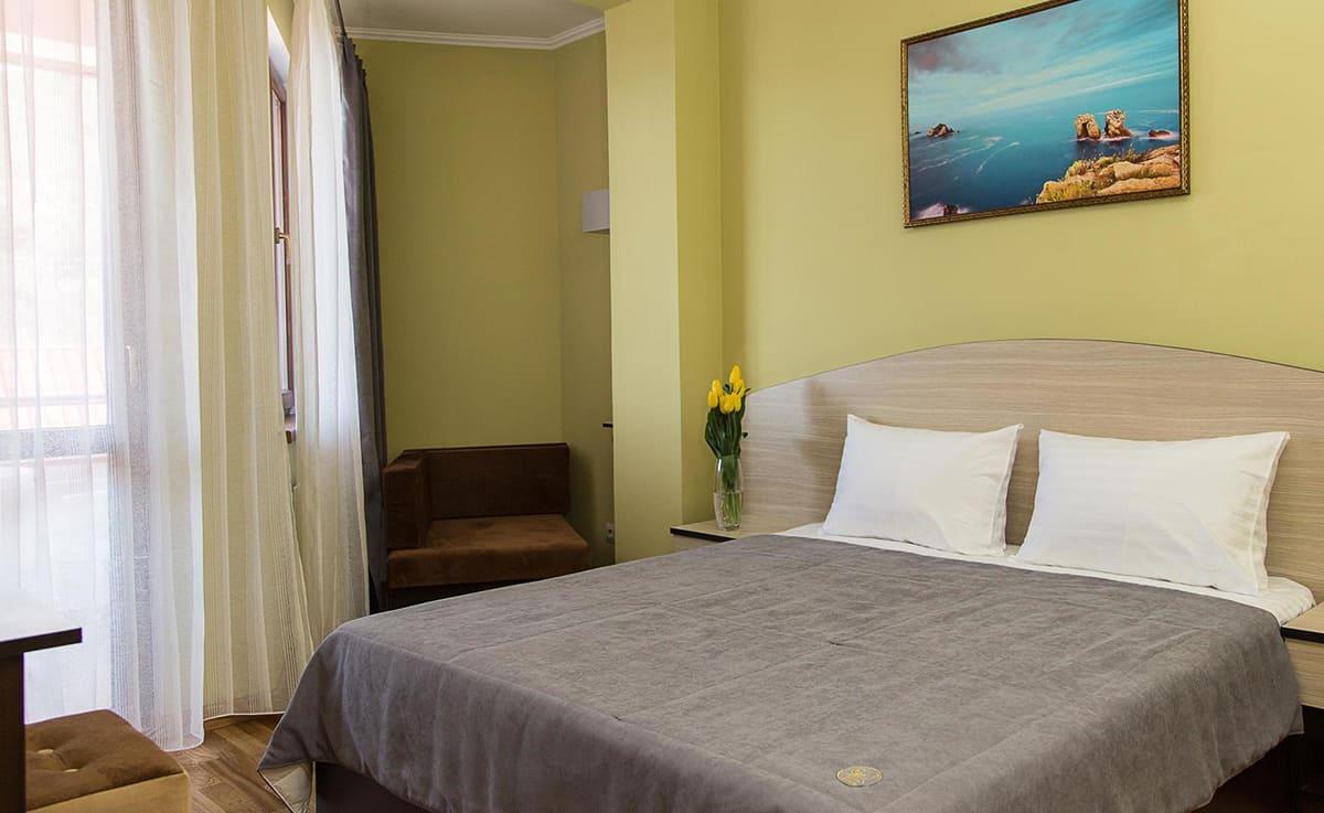 Новые отели в Крыму