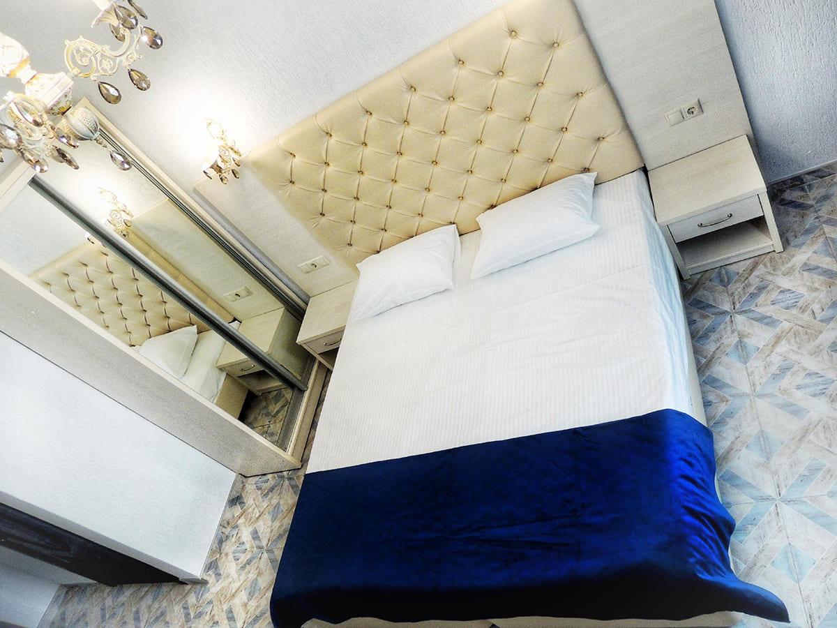 Новые отели в Феодосии