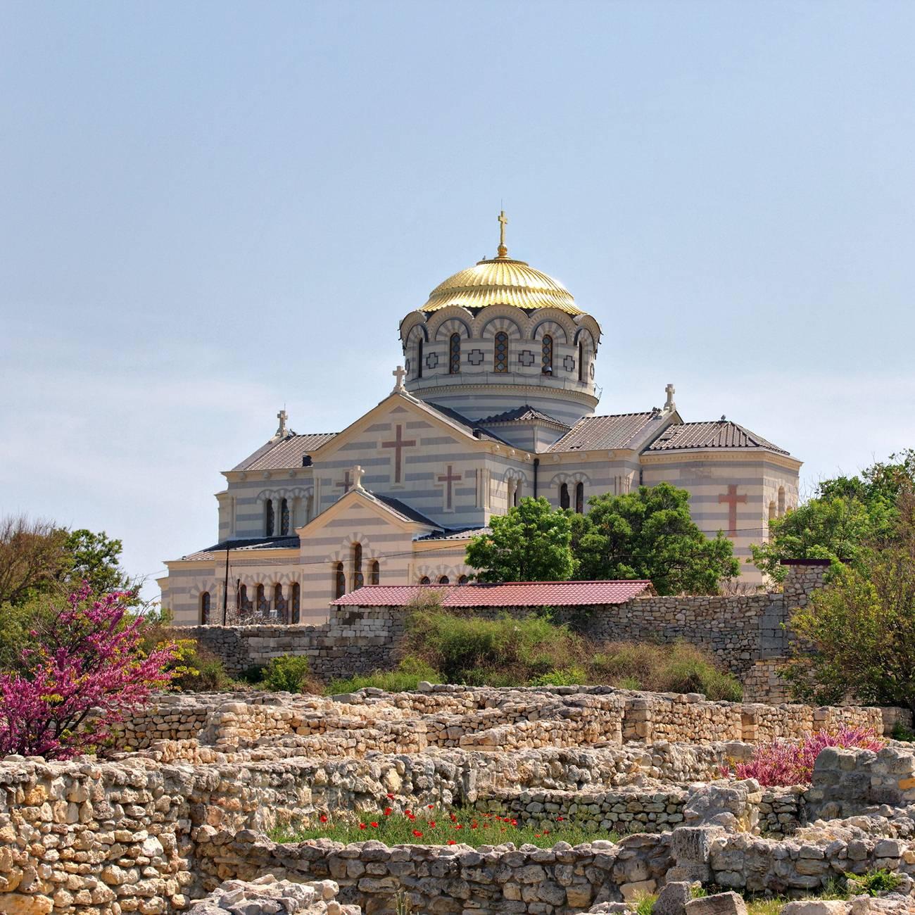 Соборы и храмы Севастополя