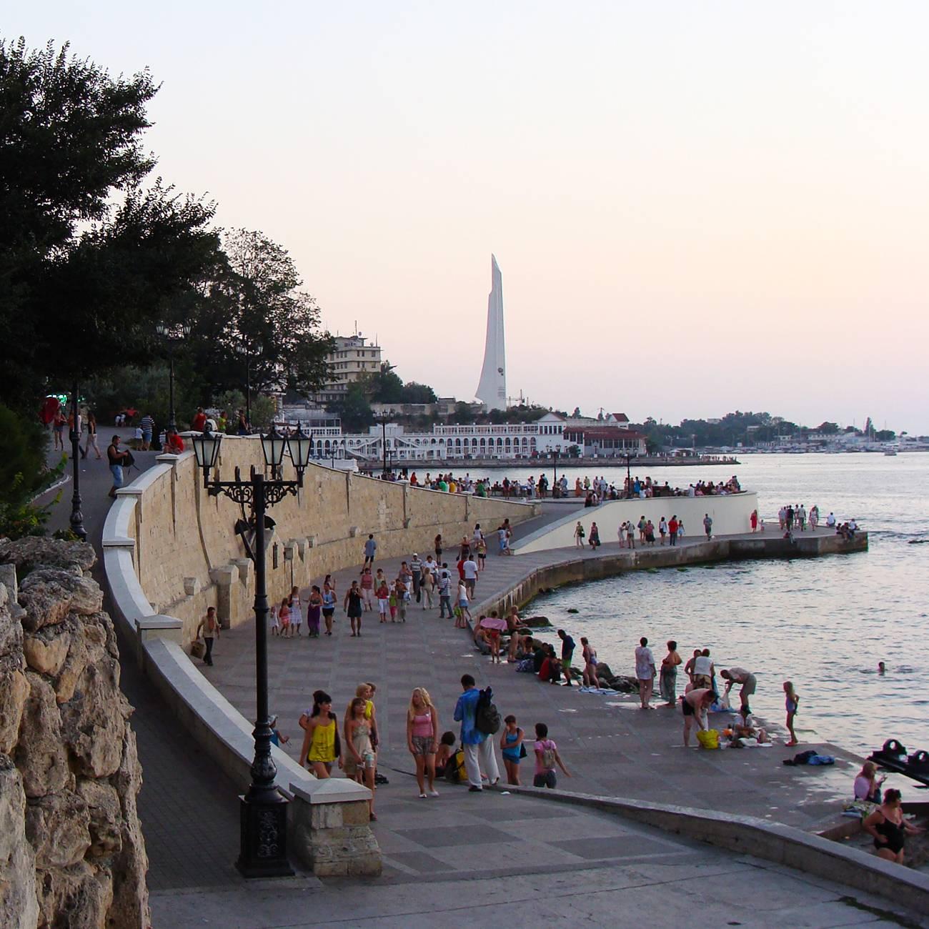 Достопримечательности в Севастополе