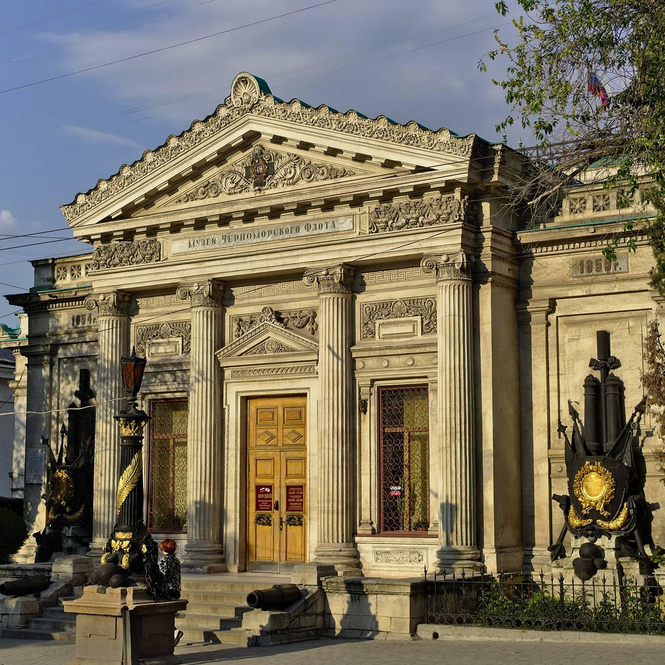 Военные места в Севастополе