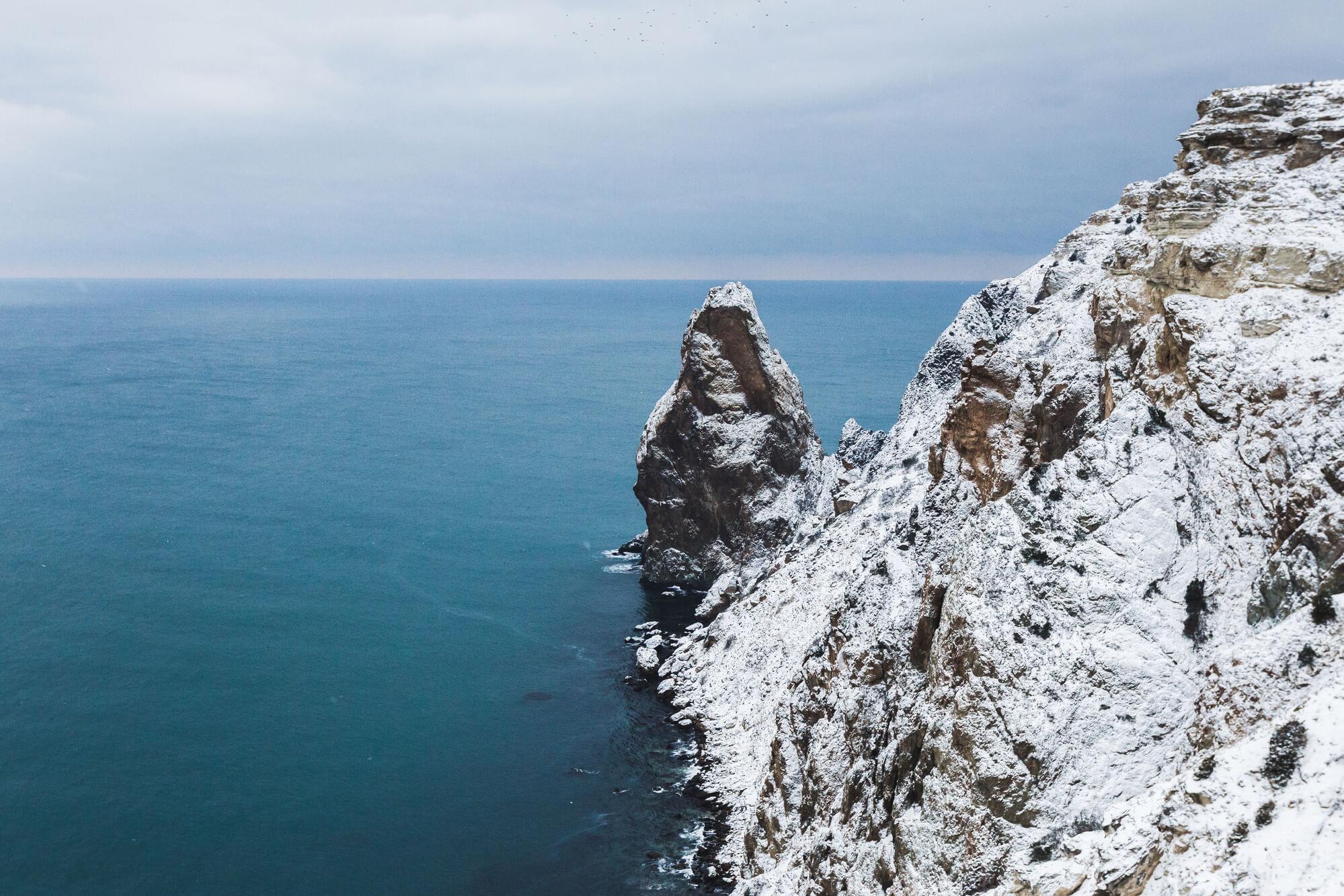 Цены в Крыму зимой