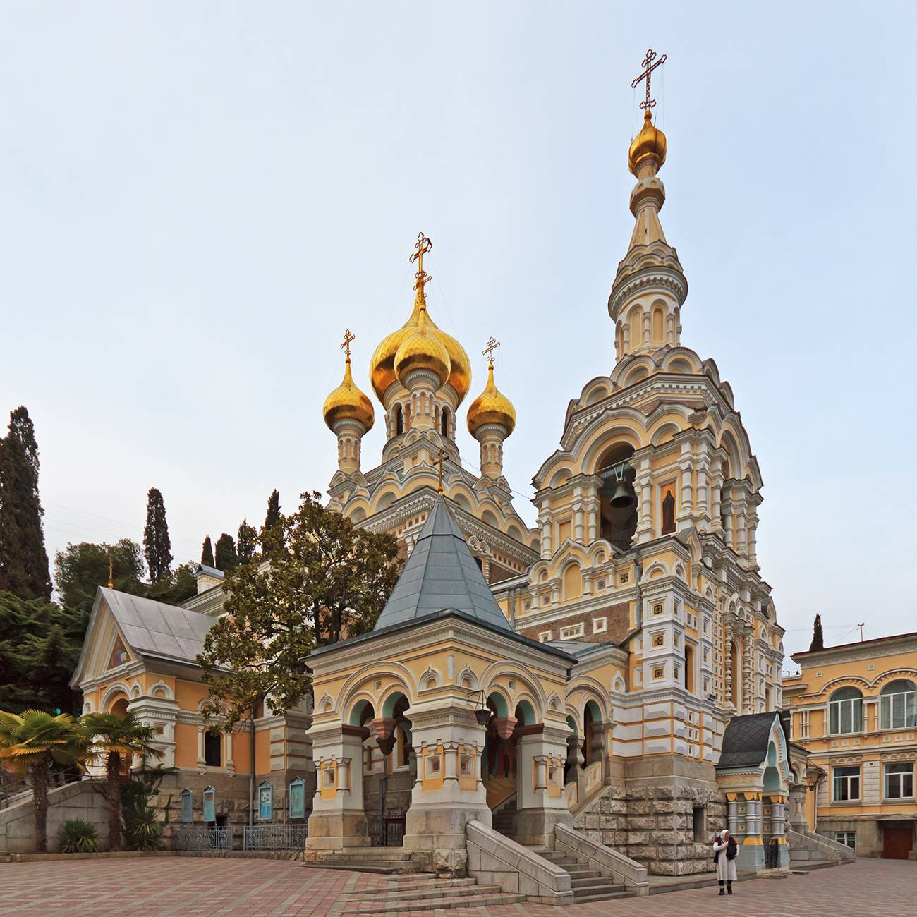 Церкви и соборы Ялты