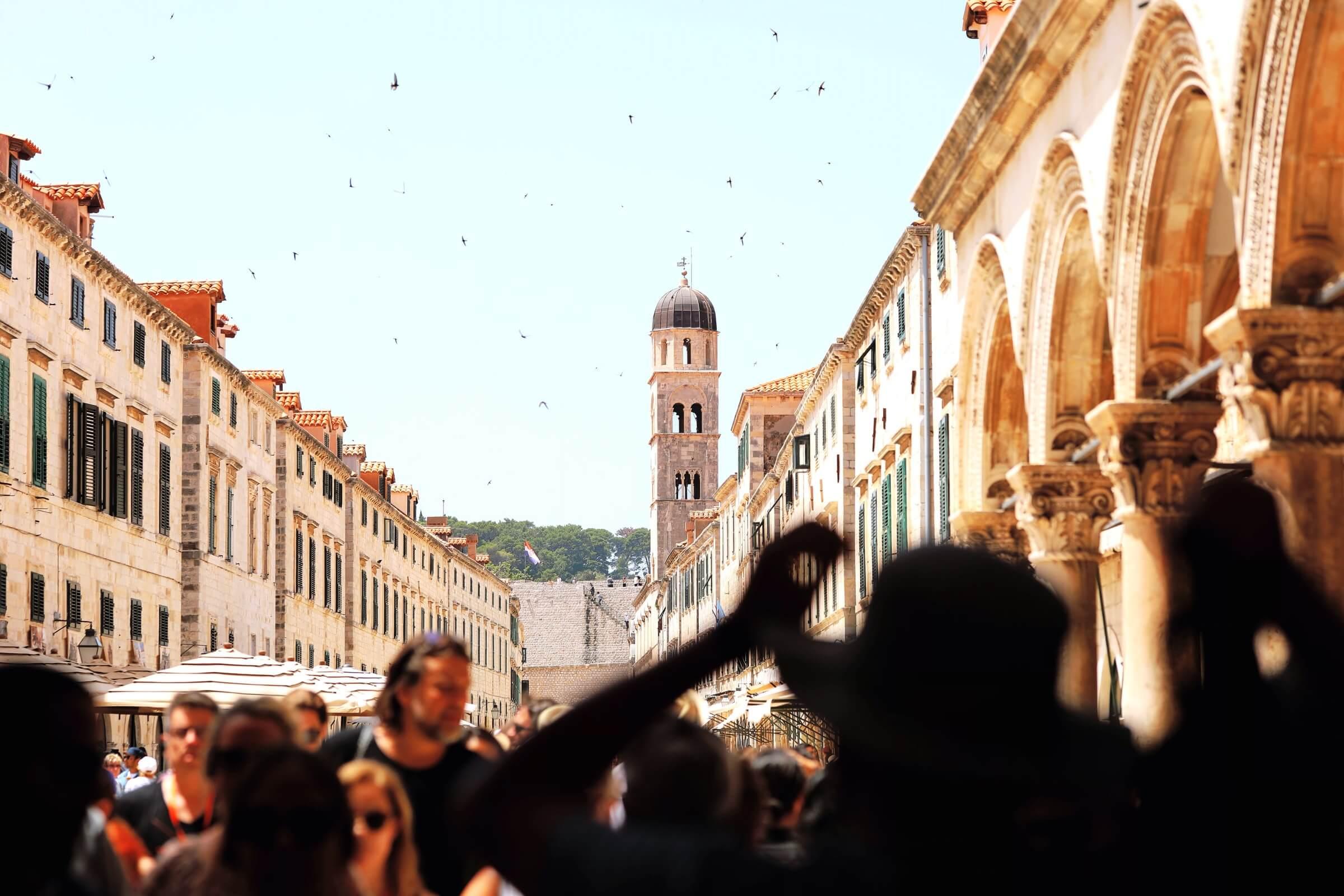 Когда отдыхать в Дубровнике