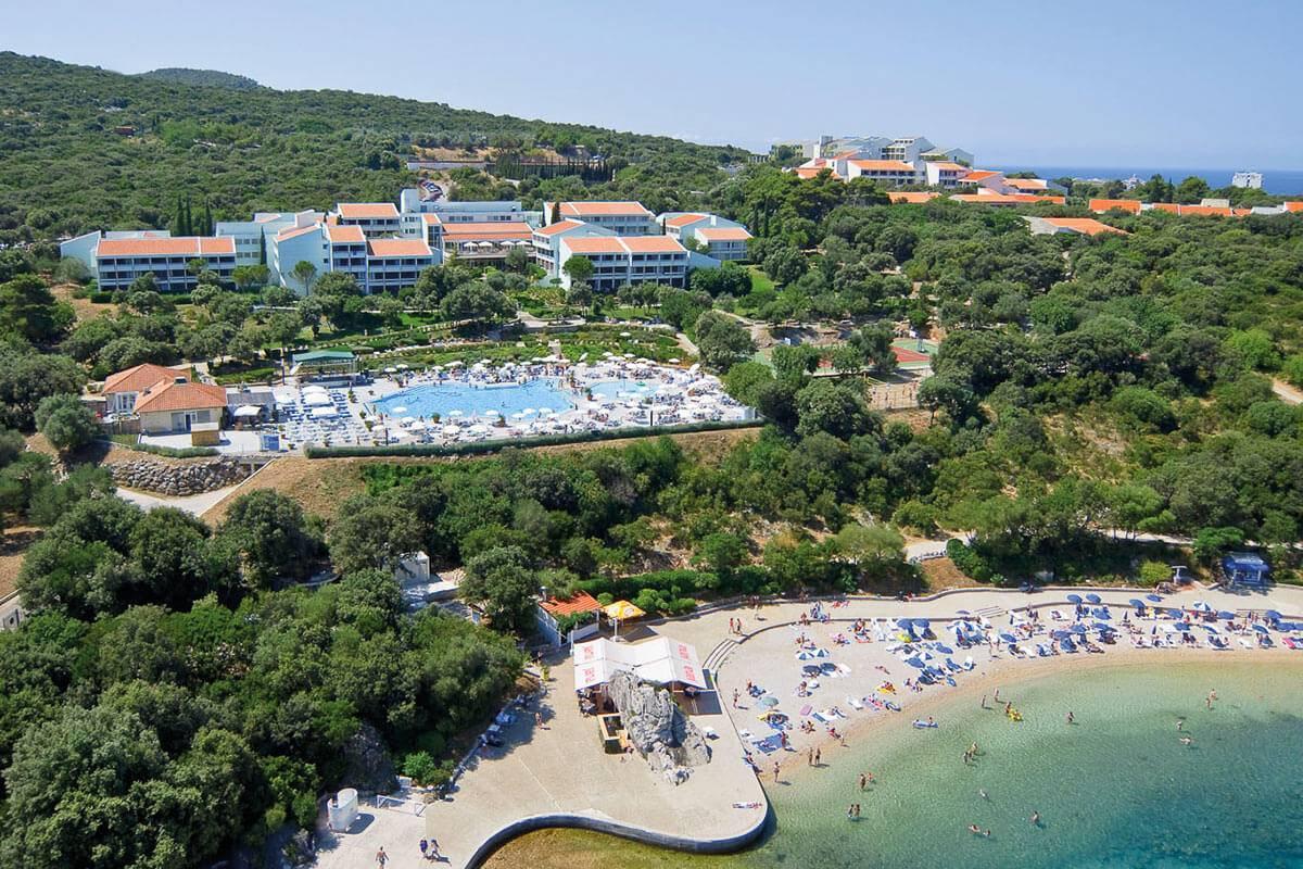 Лучшие отели Хорватии