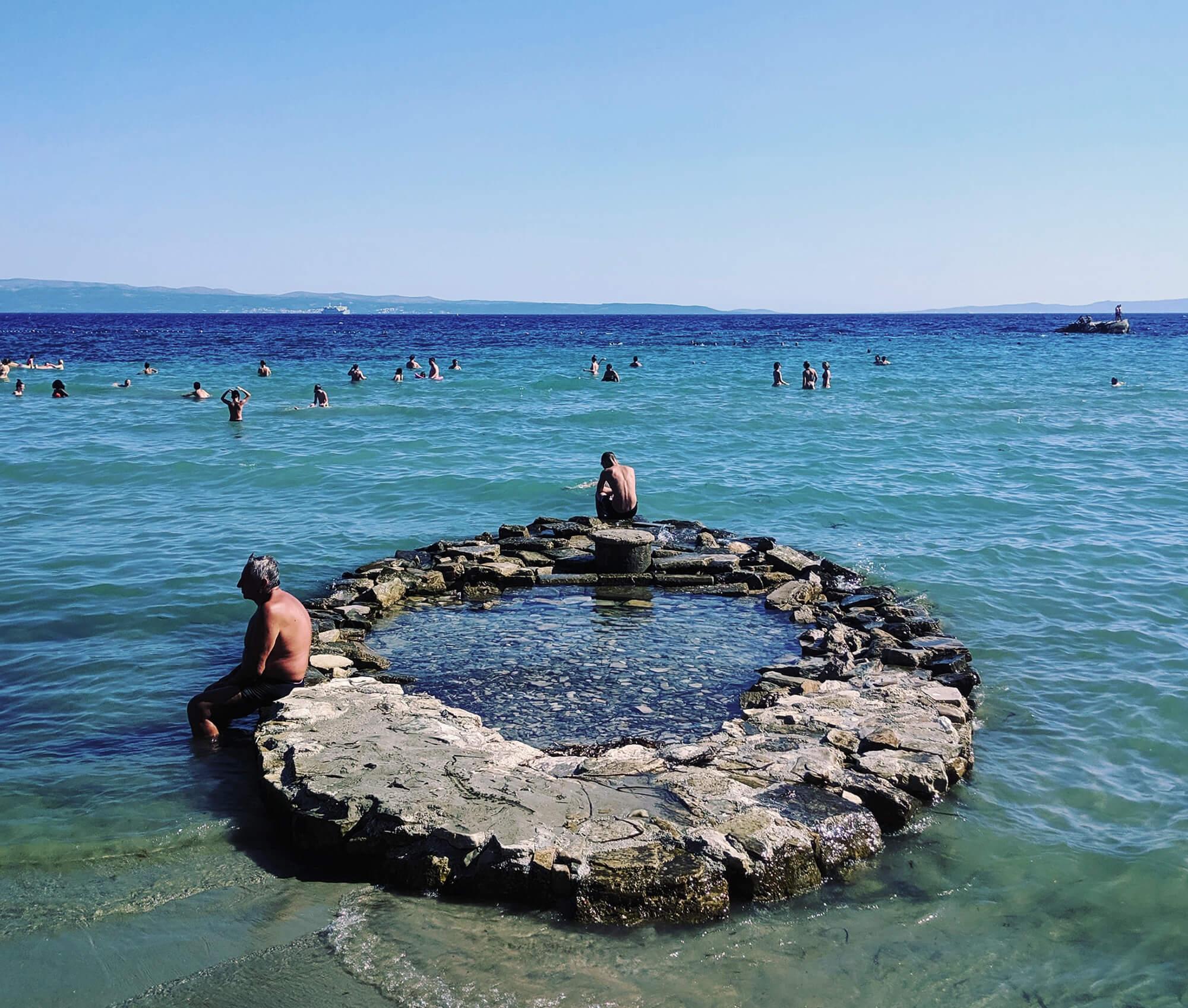 Где лучшие пляжи в Хорватии