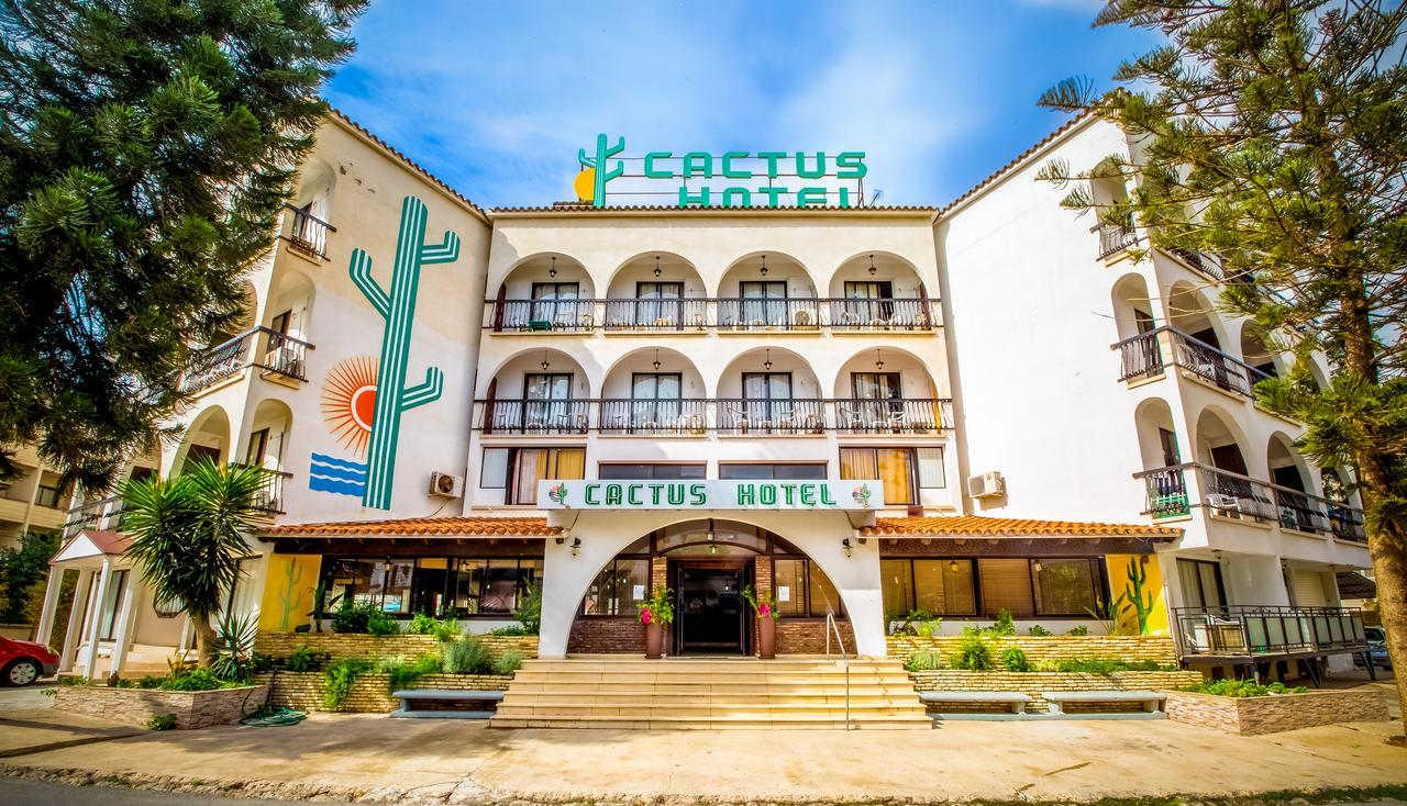 Отзывы об отелях в Ларнаке