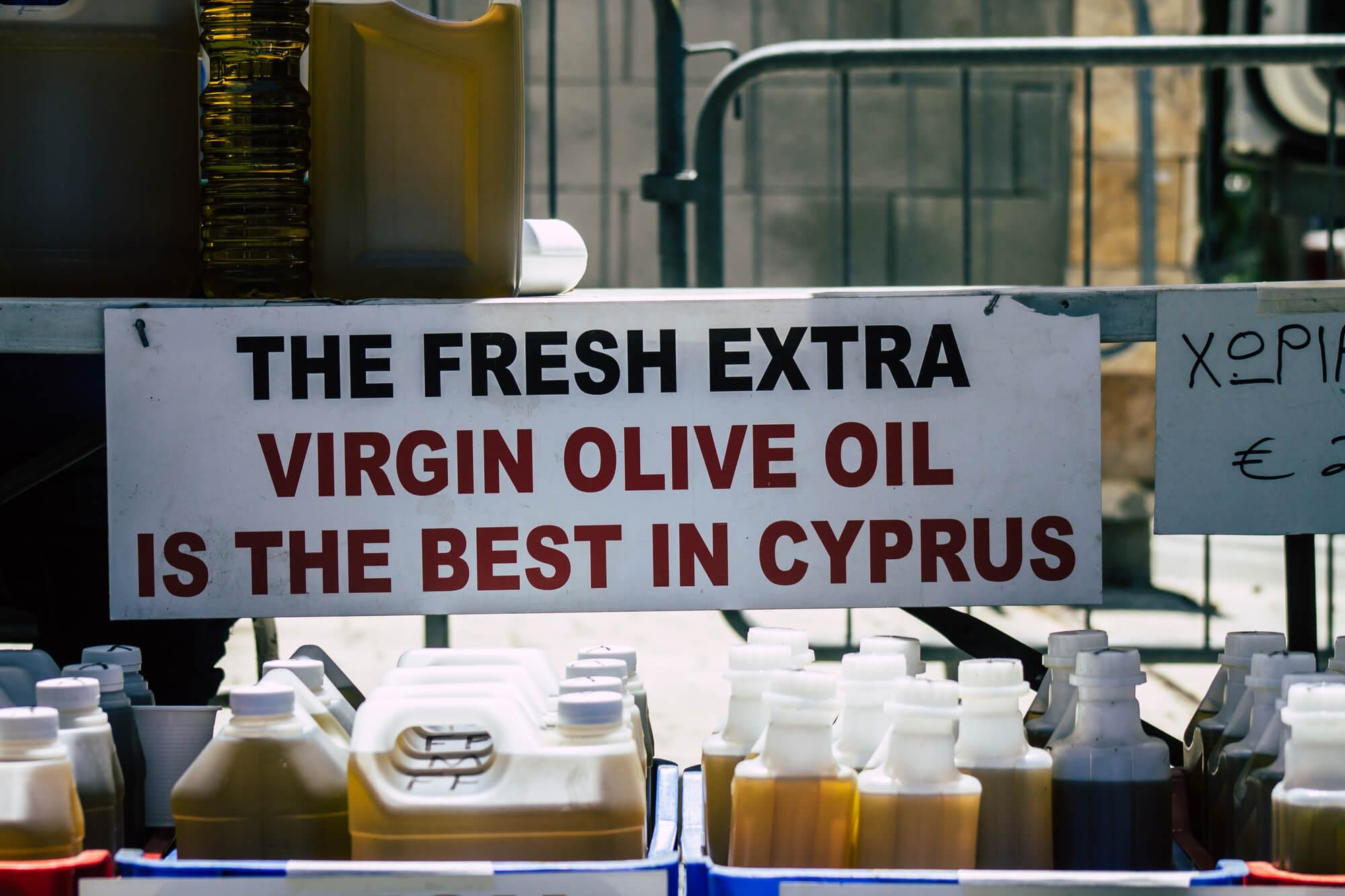 Какие сувениры привезти из Кипра