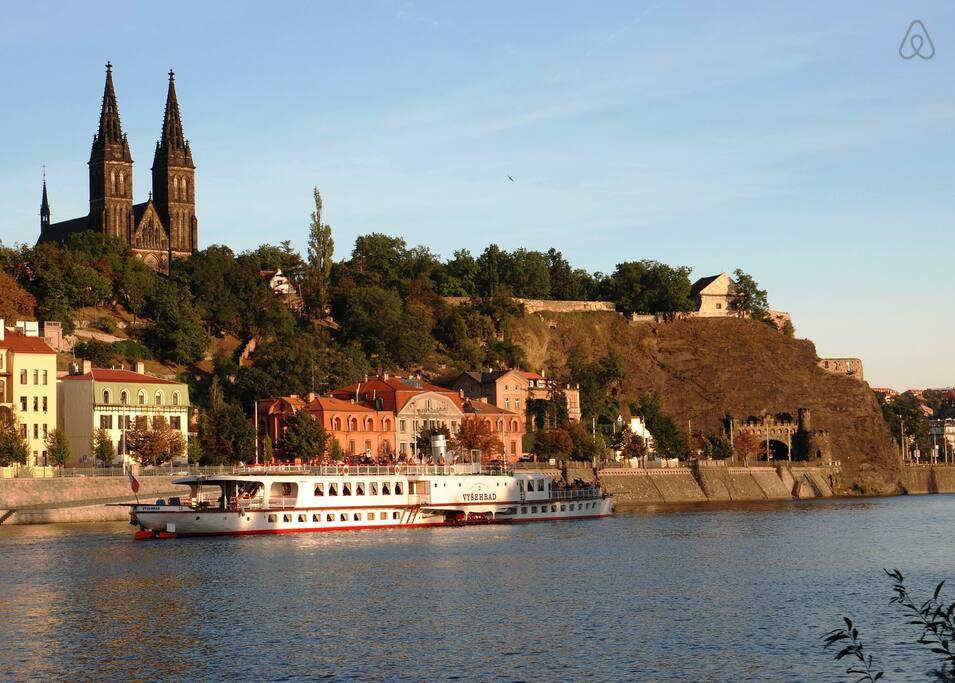 В каком районе Праги остановиться туристу