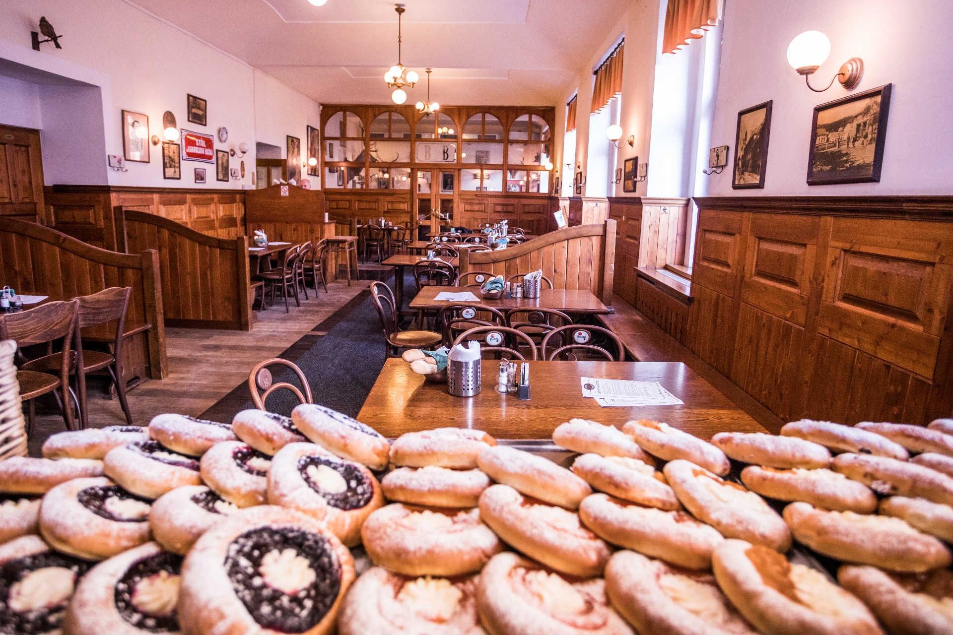 Где поесть в Праге