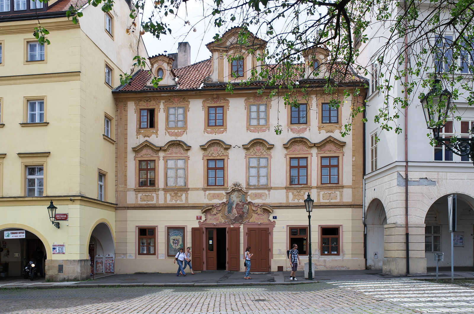 Где поесть в центре Праги