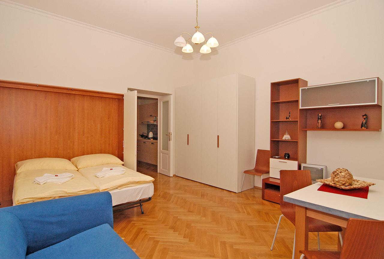 Отели 3 и 4 звезды в центре Праги