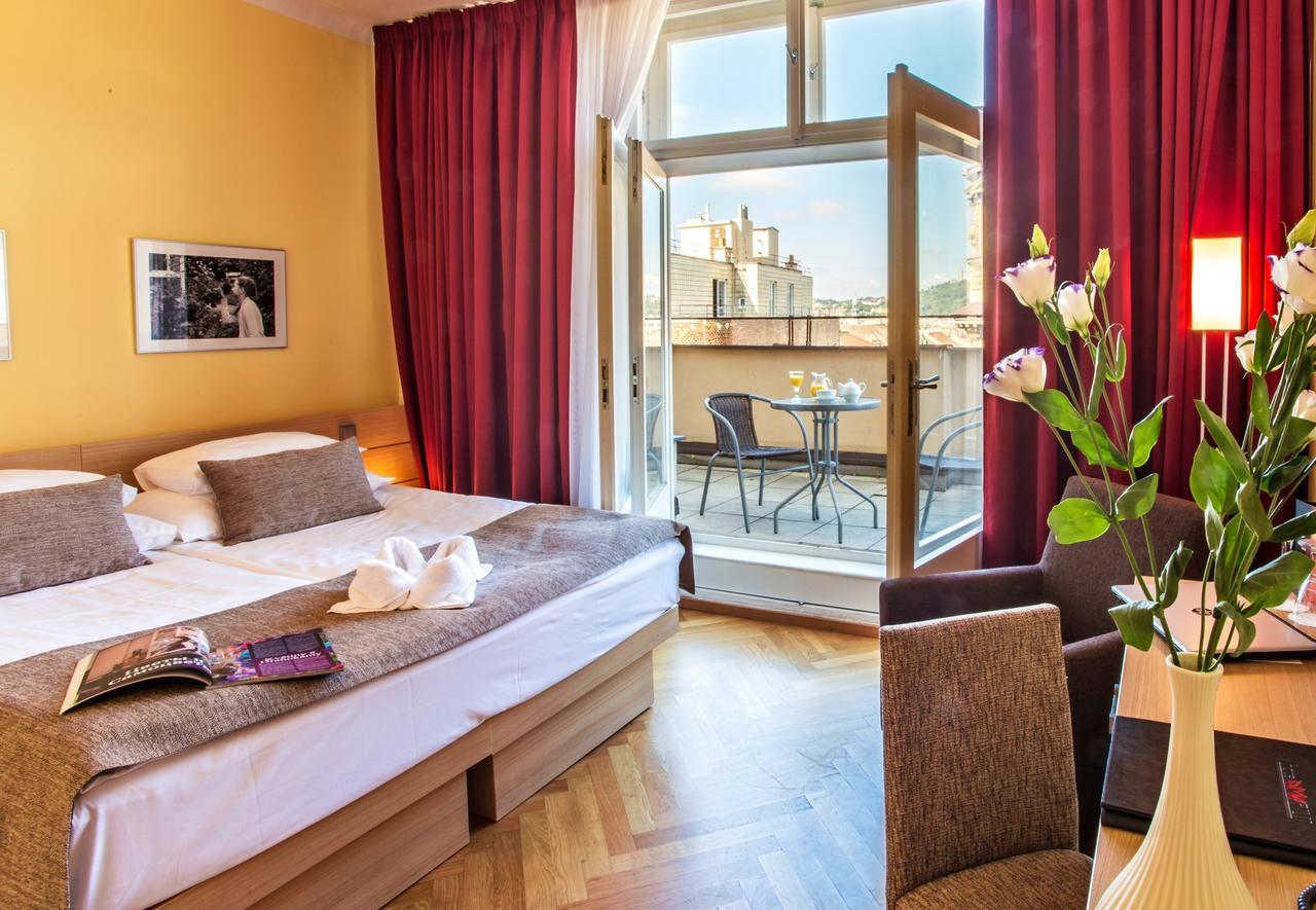 Лучшие недорогие отели в центре Праги