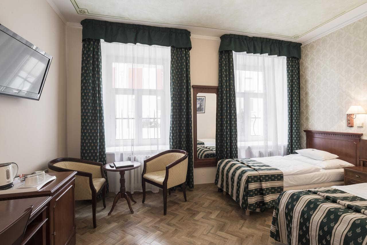 Лучшее жилье в центре Праги
