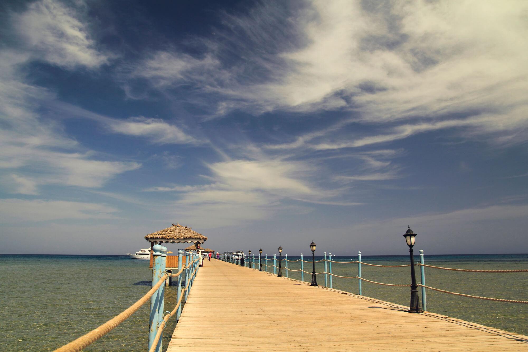 Где отдыхать на море в Египте