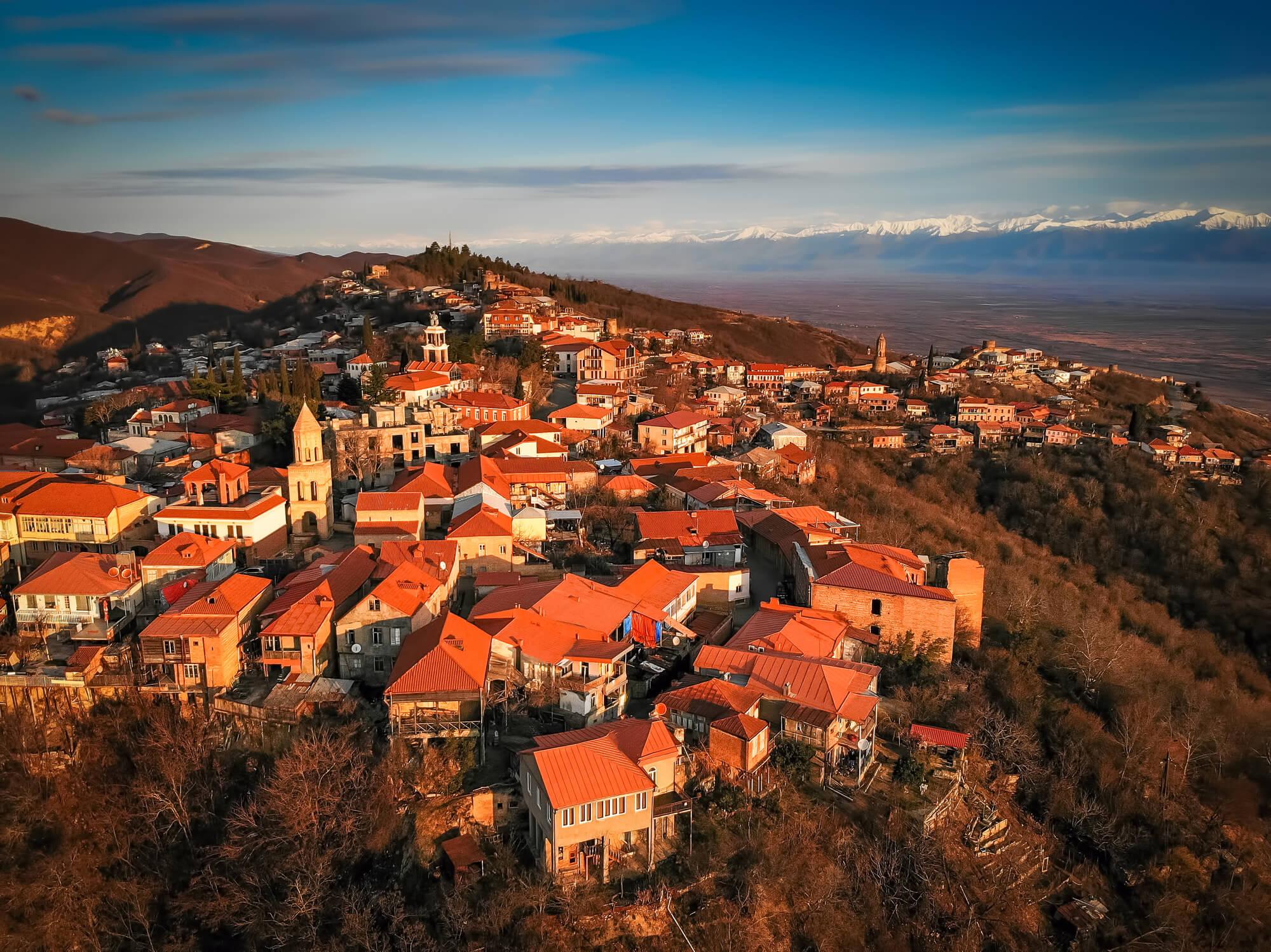 Что посмотреть в Грузии туристу