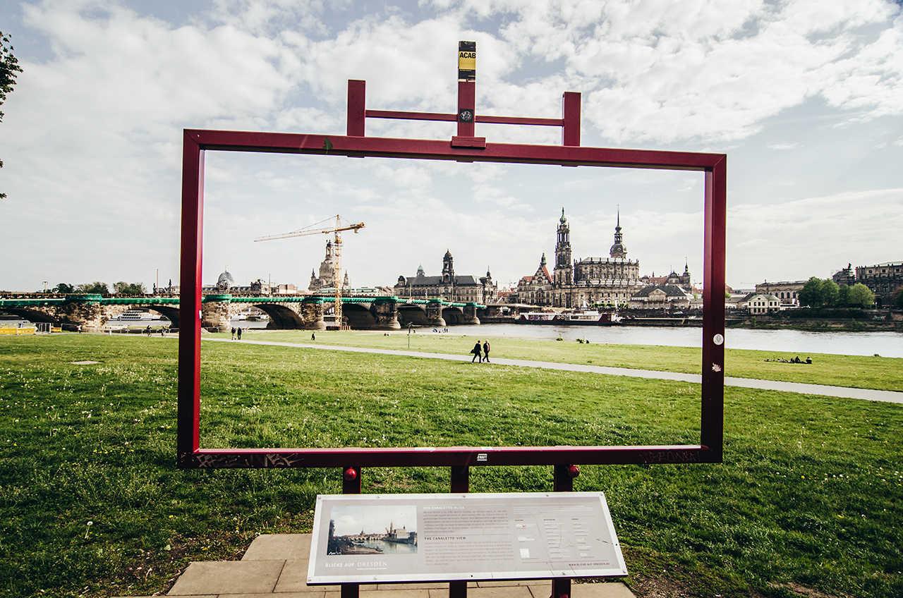 Поездка из Праги в Дрезден