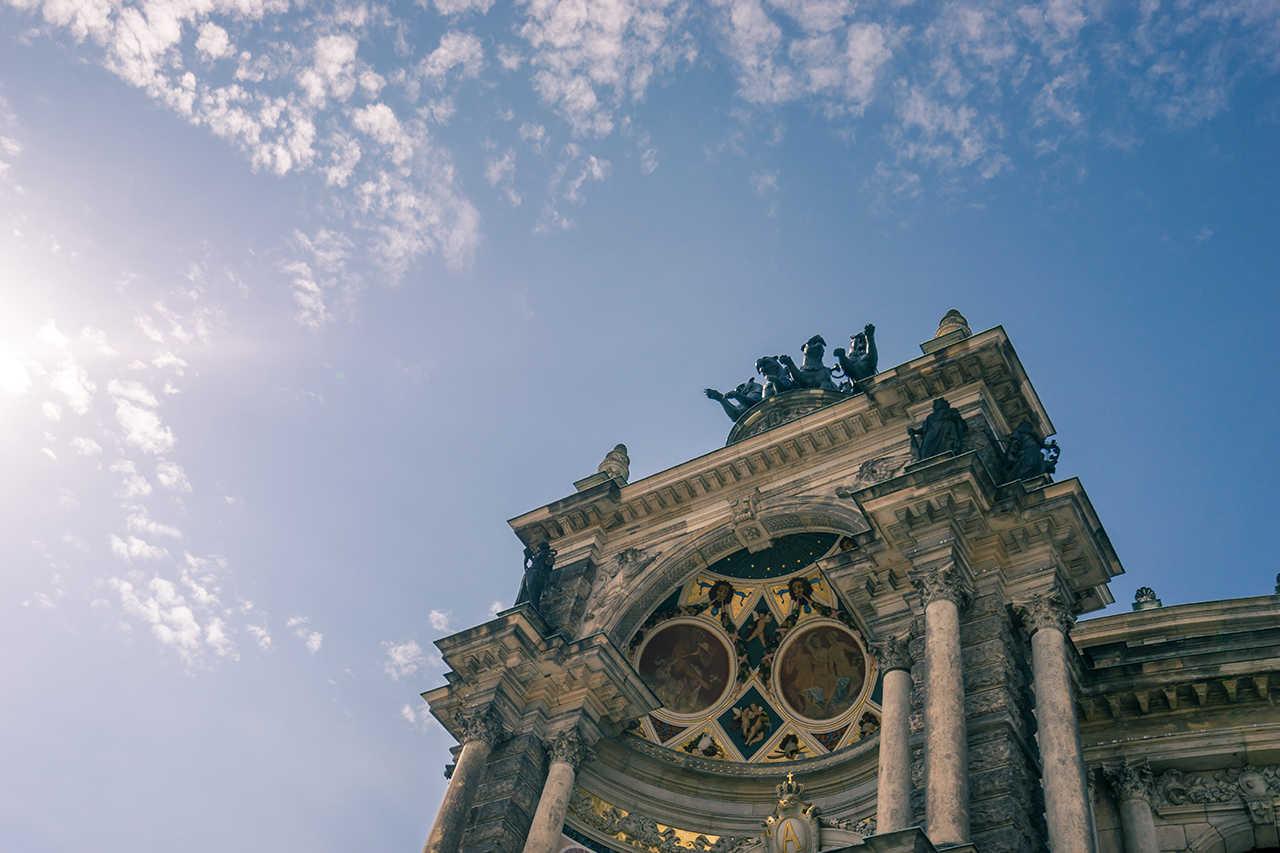Самостоятельно из Праги в Дрезден