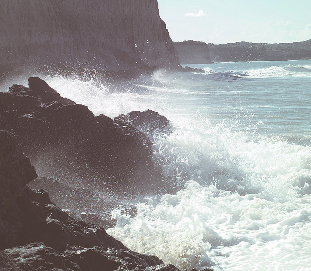 океанские волны, странствие, гонзо