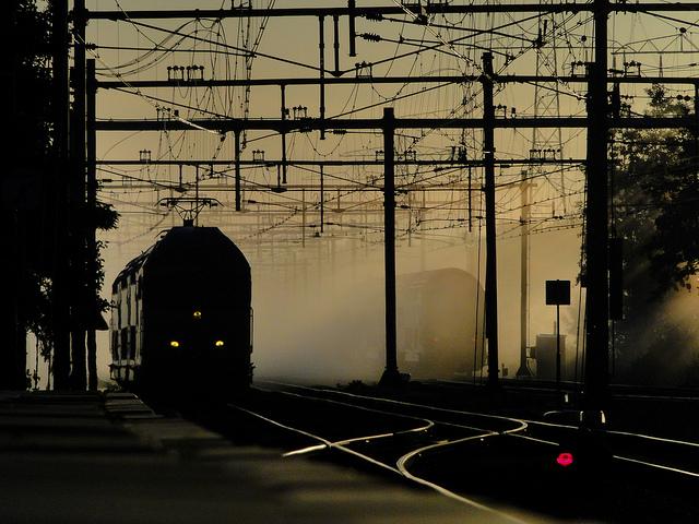 поезда в нидерландах железные дороги