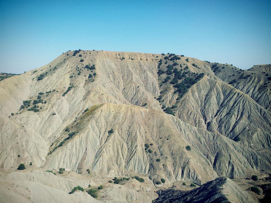 крым холмы