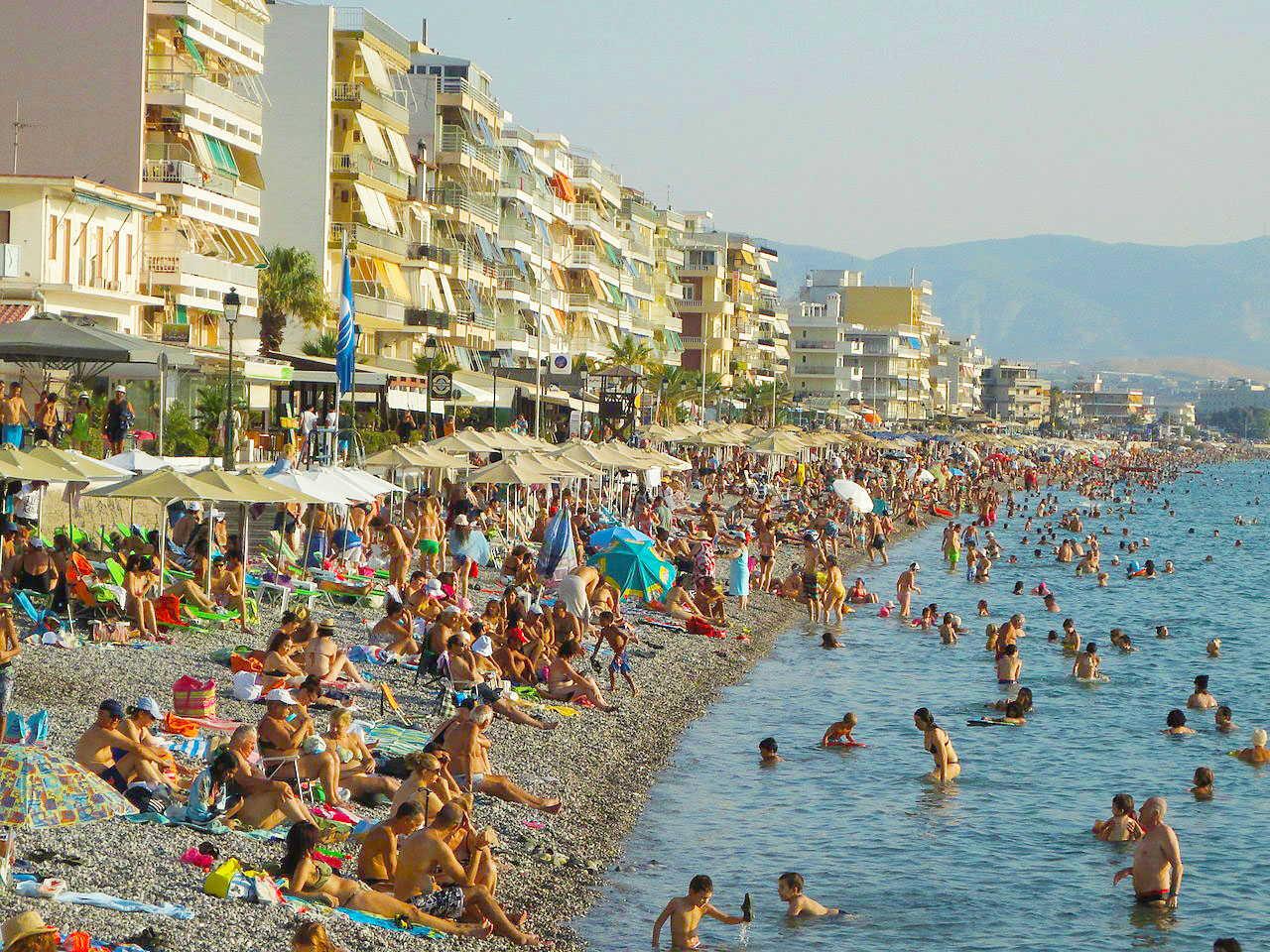 Куда поехать на море в Грецию