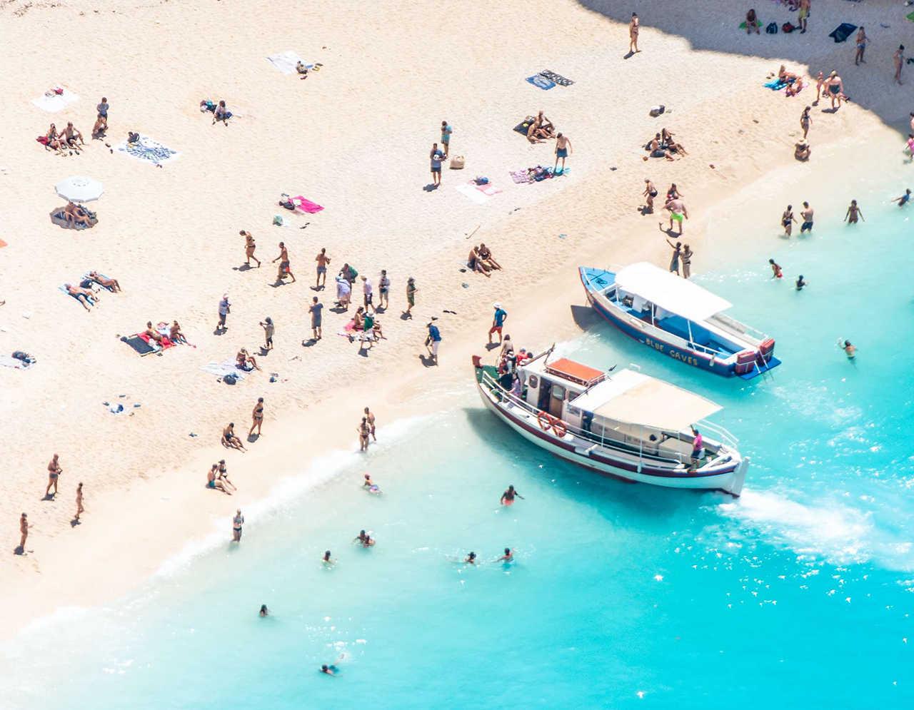 Отзывы туристов об отдыхе на Закинфе в Греции
