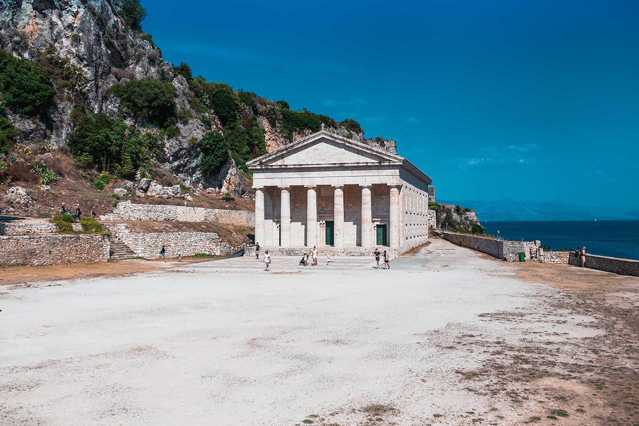 Отзывы туристов об отдыхе на Корфу