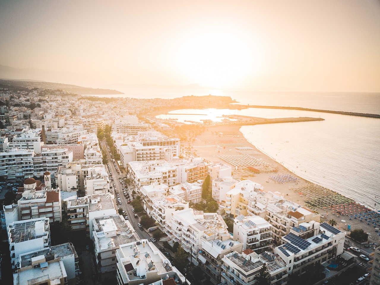 Где лучше отдыхать на Крите