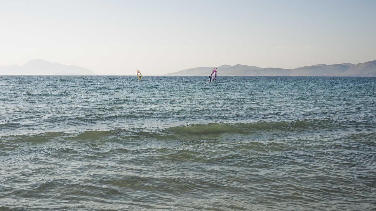 Где отдыхать на море в Греции