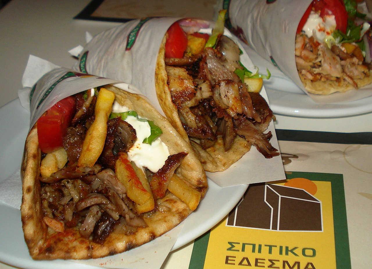 Национальная кухня на Крите