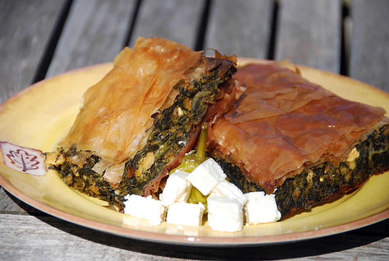 Цены на еду на Крите