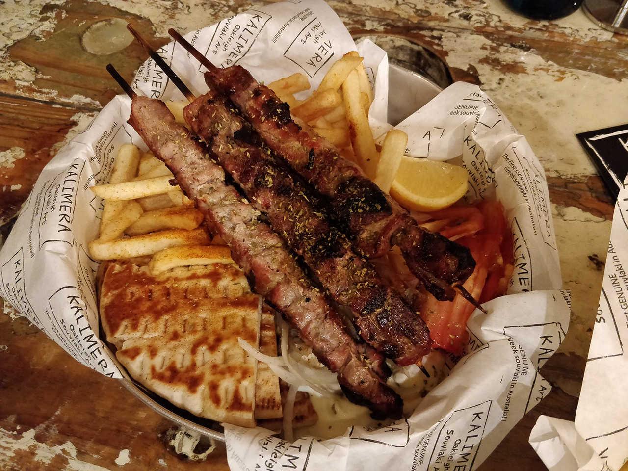 Что попробовать из еды и алкоголя на Крите