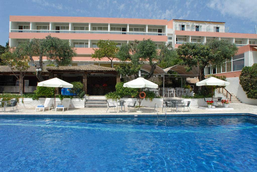 Отзывы об отелях на Корфу