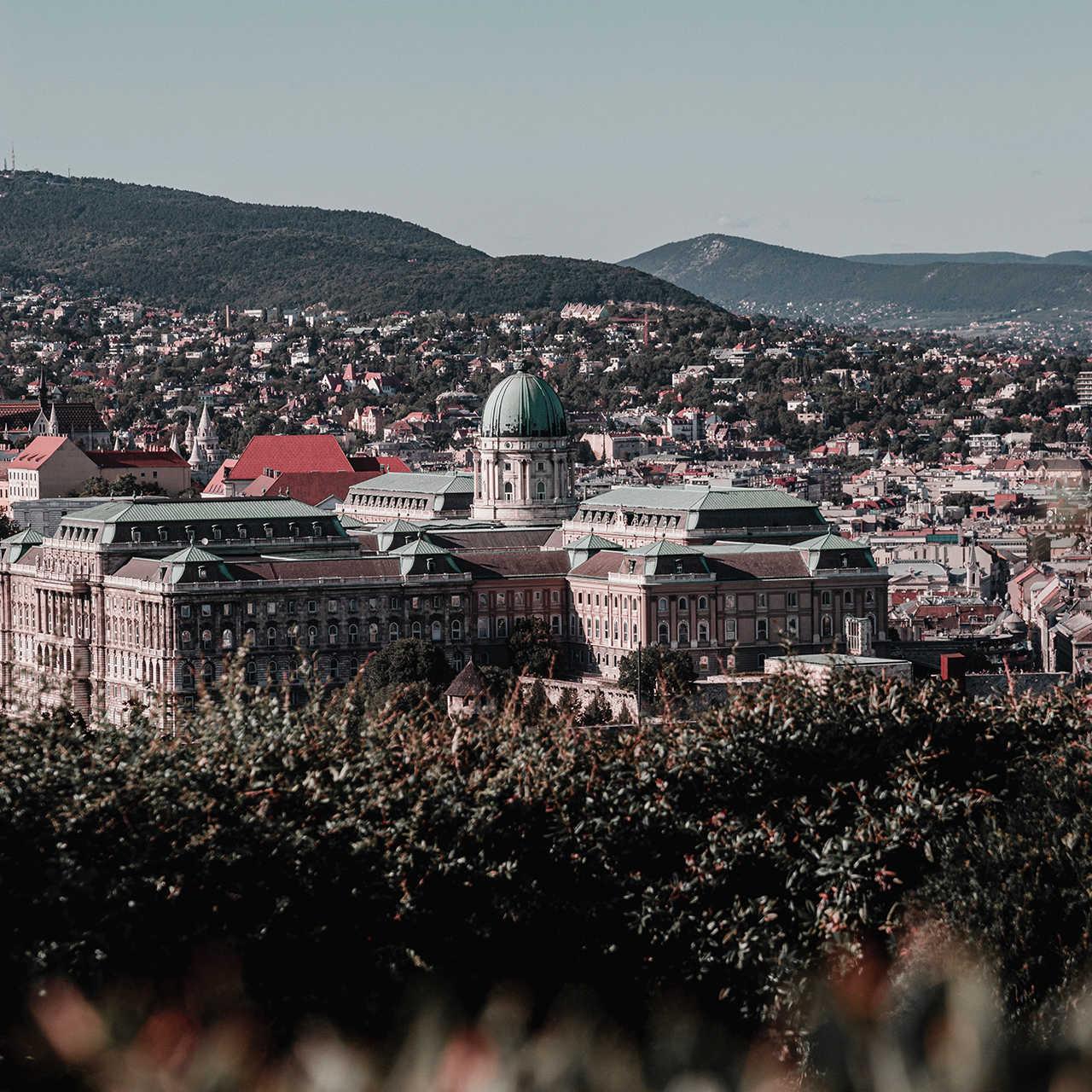 Индивидуальная экскурсия по Будапешту