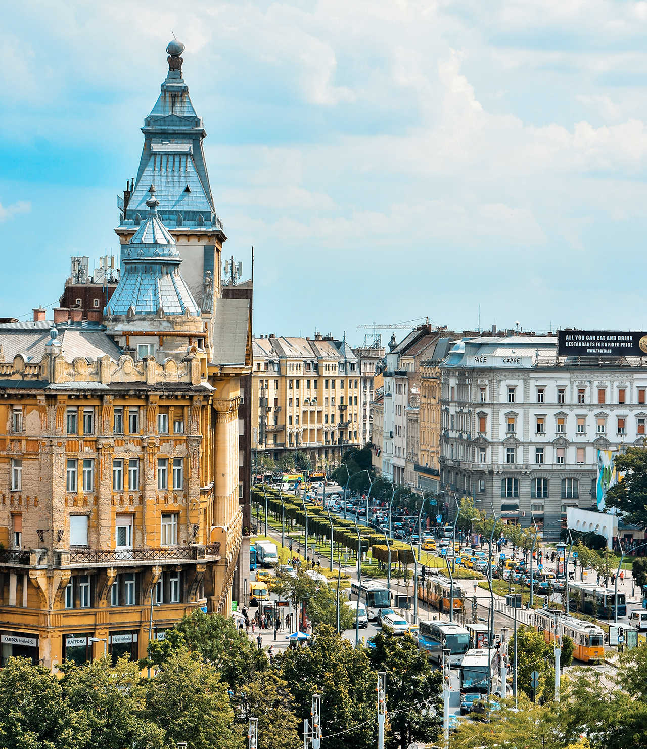 Как дешево добраться из Дебрецена в Будапешт