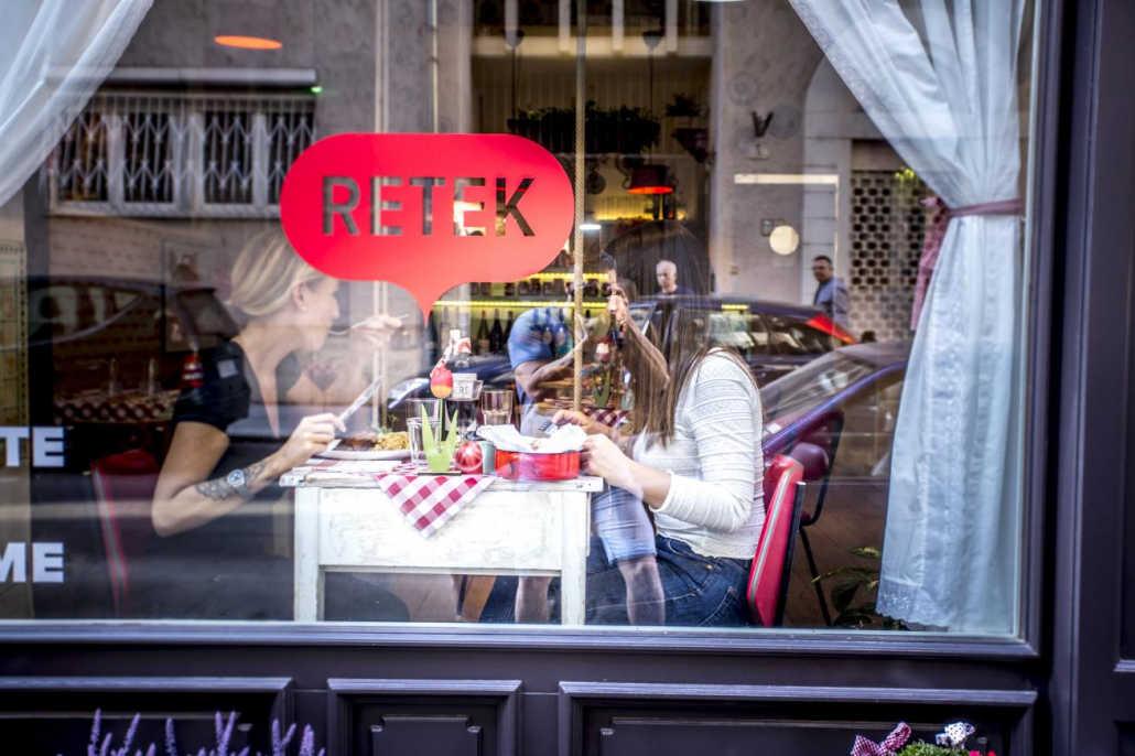 Рестораны Будапешта с венгерской кухней