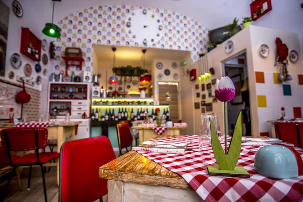 Рестораны Будапешта в центре