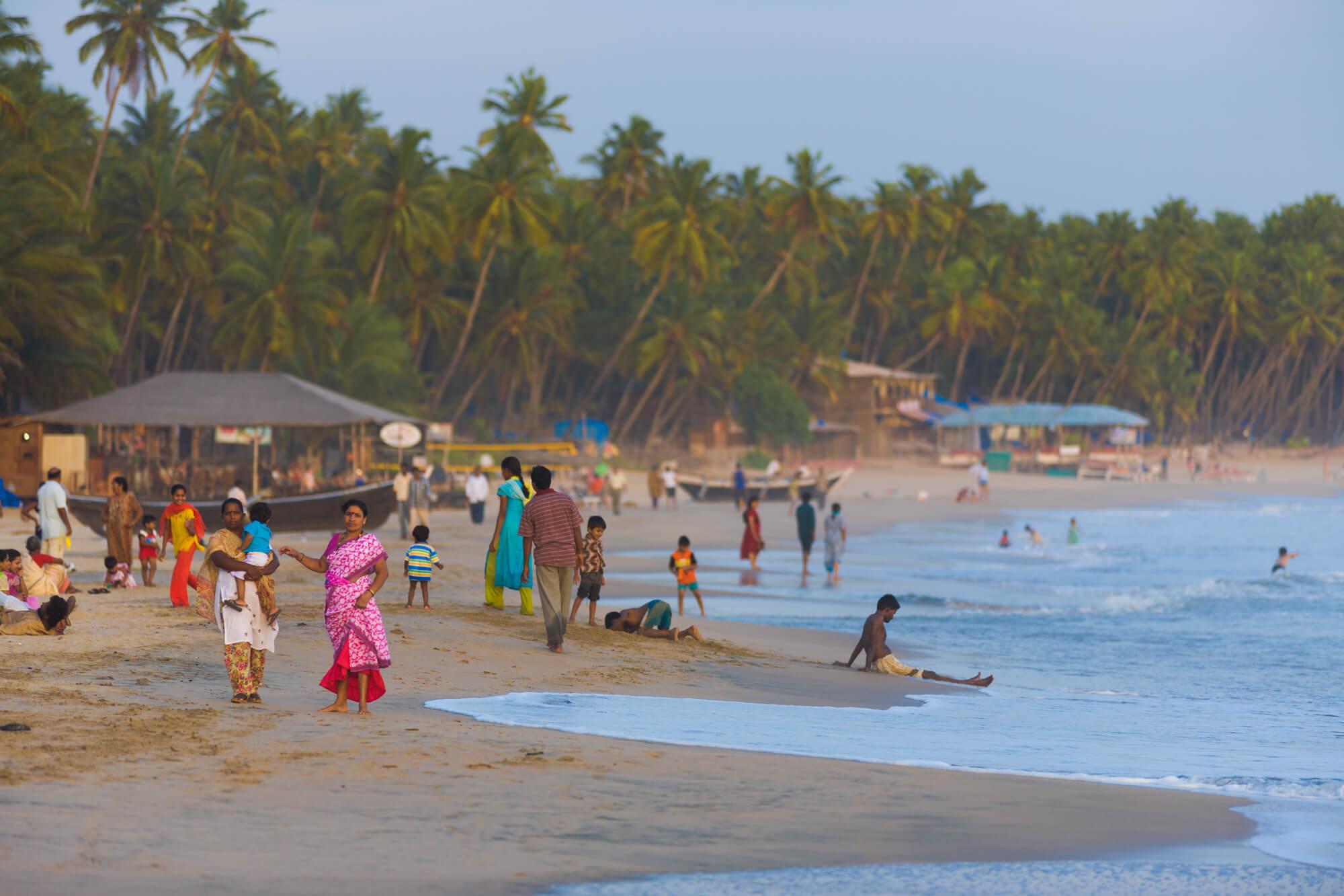 Отзывы туристов об отдыхе в Гоа