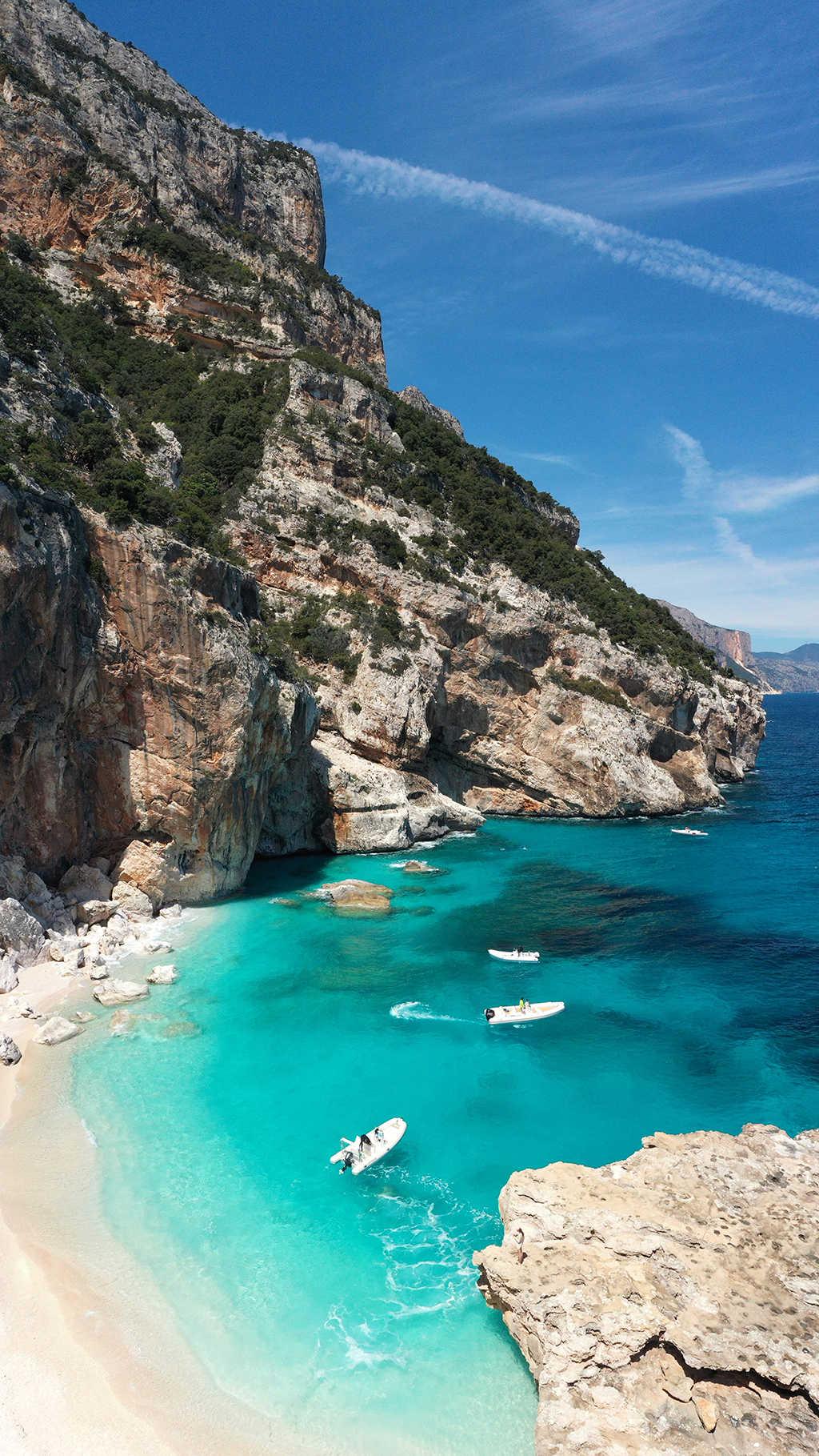 Фото и отзывы туристов о Сардинии