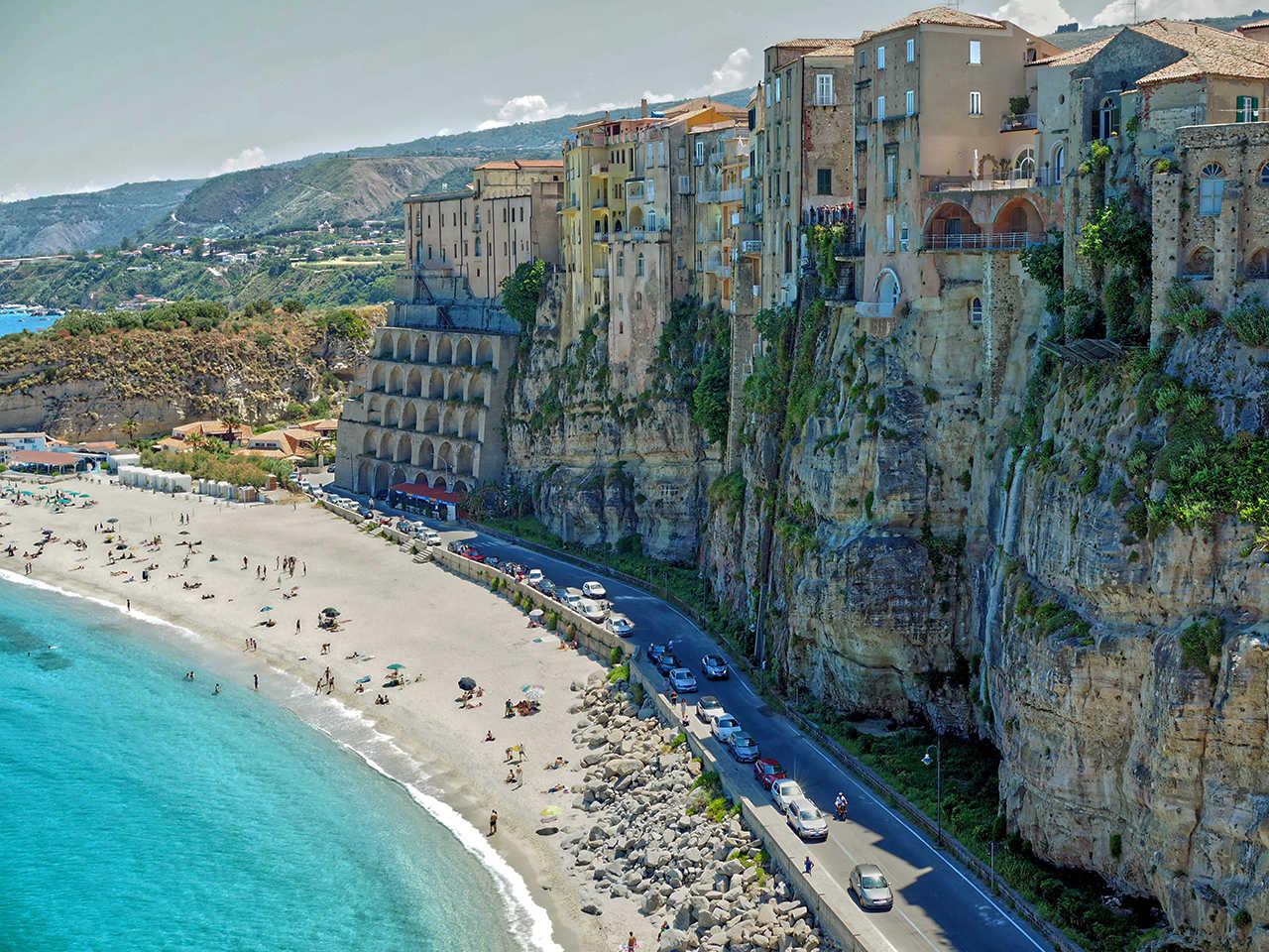 Когда лучше ехать в Италию на море
